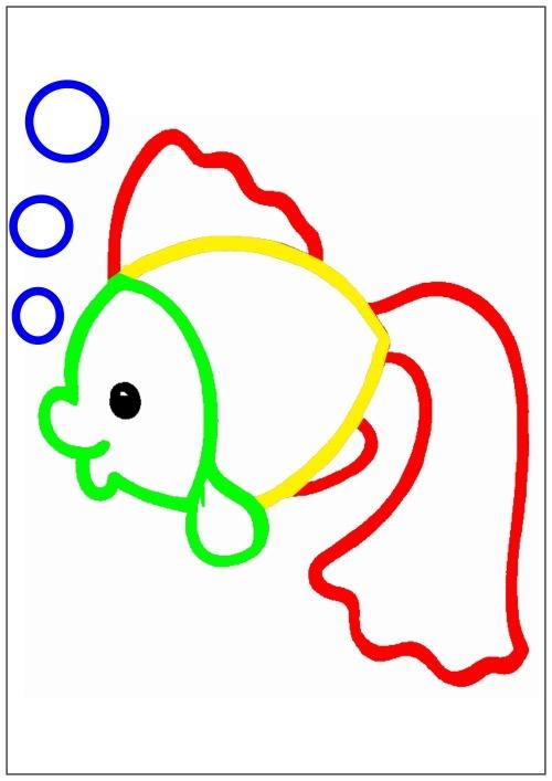 мечтательные и фантастические раскраски для детей 2 года